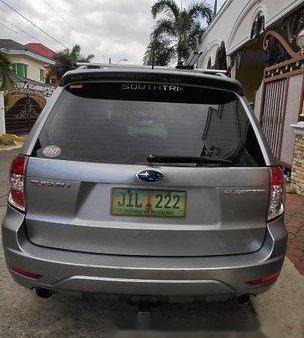 Grey Subaru Forester 2010 for sale in Manila