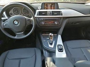 Black Bmw 318D 2014 for sale in Makati