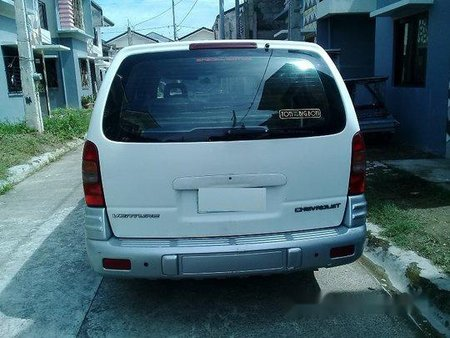 Sell White 2003 Chevrolet Venture in Batangas City