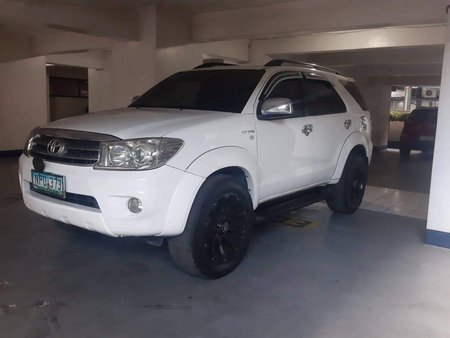 Toyota Fortuner 2009 for sale in Quezon City