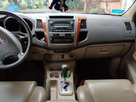 Silver / Grey Toyota Fortuner 2011 for sale in Manila