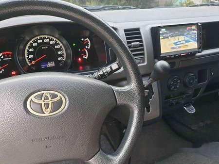 White Toyota Hiace 2010 Automatic for sale
