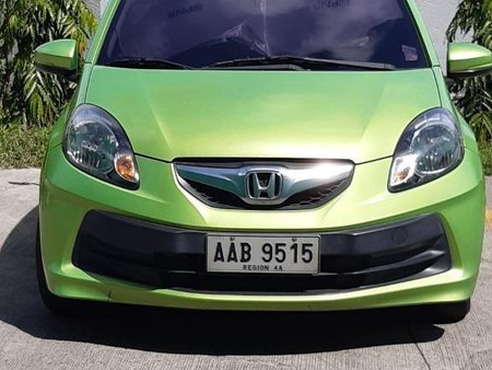 Sell 2015 Honda Brio in Imus