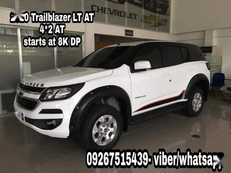 Sell Brand New Chevrolet Trailblazer in Manila