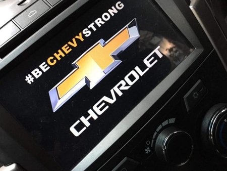 Chevrolet Trailblazer 2016 for sale in Manila