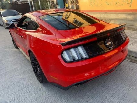 Sell 2017 Ford Mustang Coupe in Quezon City