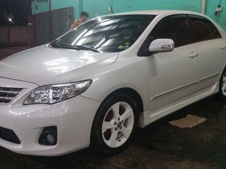 2013 Toyota Corolla Altis 1.6V A/T