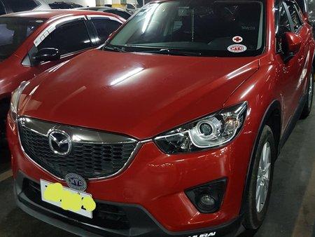 2012 Mazda CX-5 Sky active