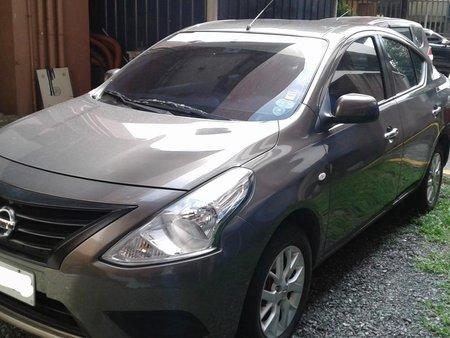 Grey 2017 Nissan Almera for sale in Quezon City