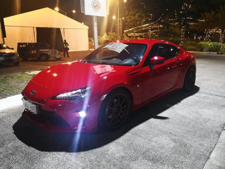 Selling Red Toyota 86 2012 in San Fernando