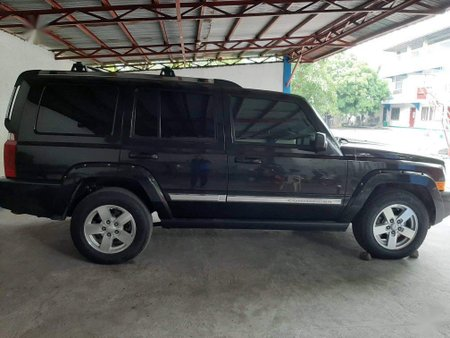 Selling Black Jeep Commander 2008 in Manila