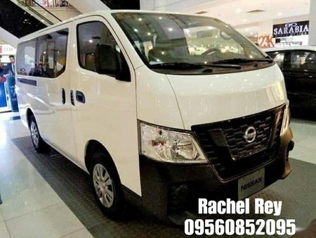 Selling White Nissan Nv350 urvan 0 in Manila