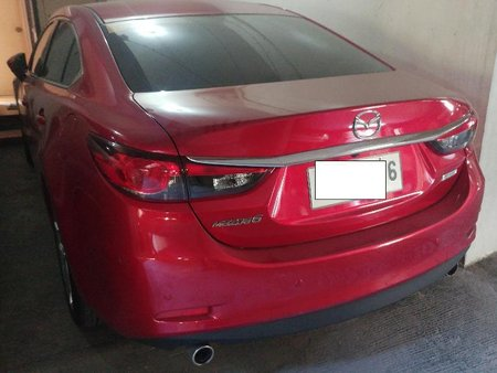 Sell Red 2014 Mazda 6 in Makati