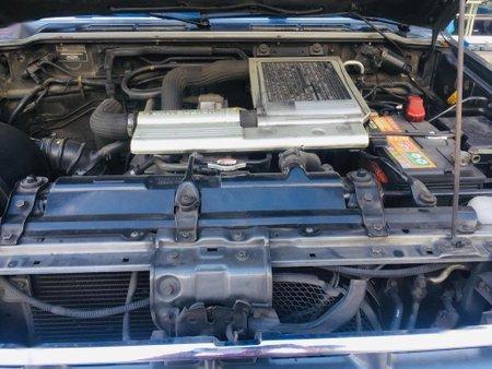 Silver Mitsubishi Pajero 1998 for sale in Manual