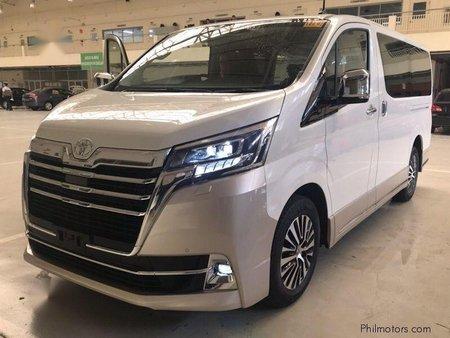 White Toyota Grandia 2019 for sale in Manila