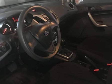White Ford Fiesta 2007 for sale in Quezon City