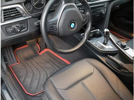 Selling Black Bmw 3-Series 2015 in Manila