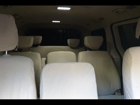 Sell 2014 Hyundai Grand starex Van in Quezon City