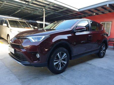 Toyota Rav 4 2017 Active Automatic