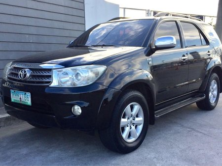 2009 Toyota Fortuner 2.5G Diesel Automatic