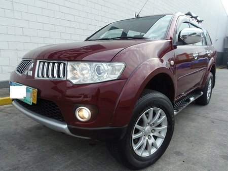 Fresh Loaded Best buy Must have 2011 Mitsubishi Montero Sport GLS AT