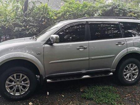 Selling Silver Mitsubishi Montero sport 2014 in Quezon City