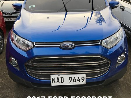 Ford Ecosport Titanium AT 2017 Automatic not 2018 2019