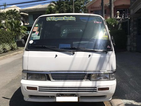 Nissan Urvan NV350 2010 for sale in Antipolo