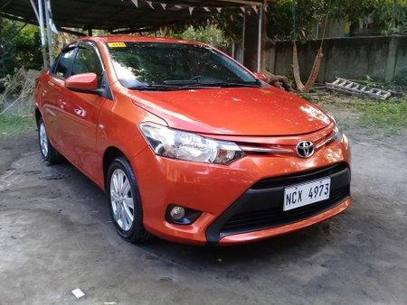 Toyota Vios E 2016 Manual