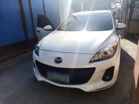 Mazda 3 2013 1.6 Automatic Cash or Financing
