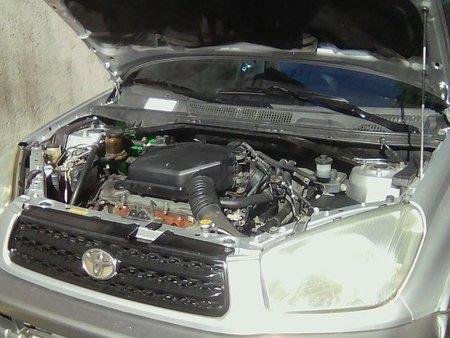 Sell Silver 2002 Toyota Rav4 in Manila