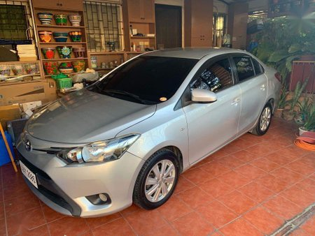 Toyota Vios 2015 for sale in Quezon City