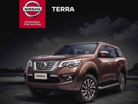 Sell 2020 Nissan Terra in Malabon