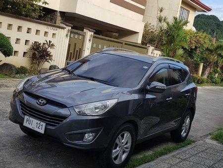 Sell 2010 Hyundai Tucson in Manila