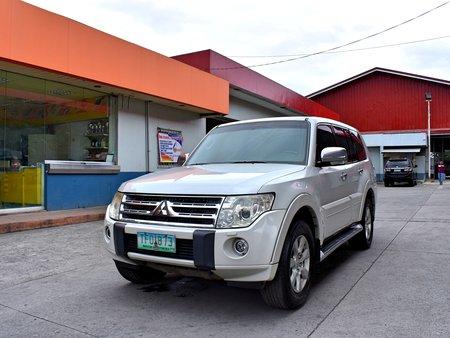 2011 Mitsubishi Pajero BK GLS 4X4 AT