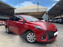 Selling Red Toyota Vios 2008 in Manila