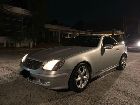 Sell 1997 Mercedes-Benz Slk-Class in Paranaque