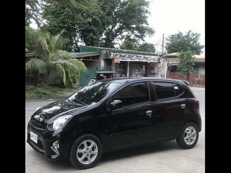 Toyota Wigo 2014 Hatchback for sale in Cabanatuan