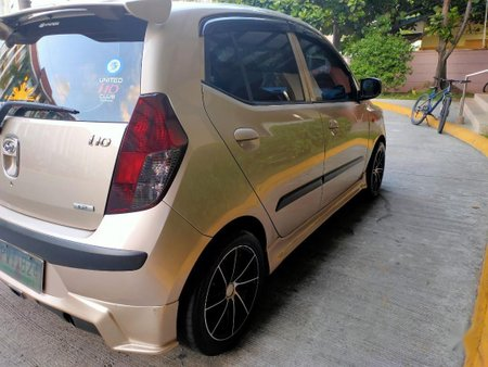 Hyundai I10 2010 for sale in Paranaque City