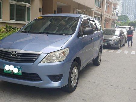 Toyota Innova E 2014 acquired