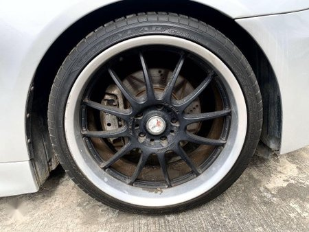 Silver Bmw 530D 2004 for sale in Automatic