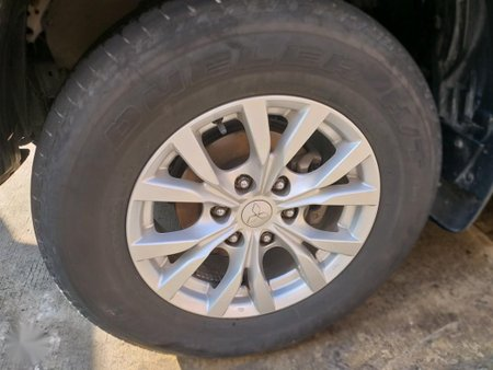 Grey Mitsubishi Montero sport 2014 for sale in Automatic
