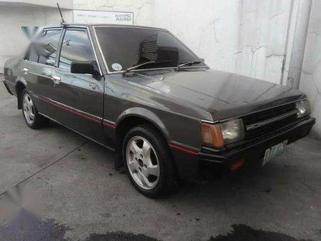 Selling Grey Mitsubishi Lancer 1987 in Marikina