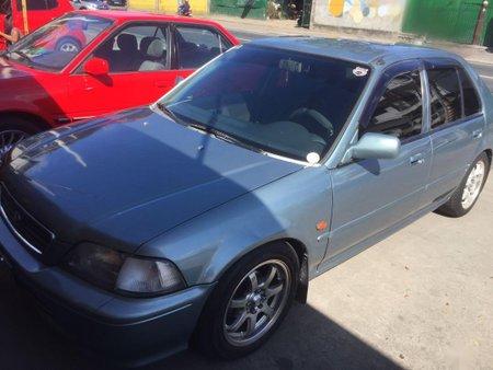 Sell Silver 1997 Honda City in Marikina