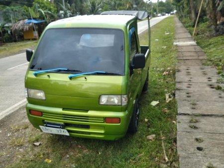 Sell Green 2010 Suzuki Multicab in Macrohon