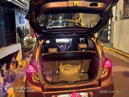 Black Suzuki Celerio 2016 for sale in Marikina