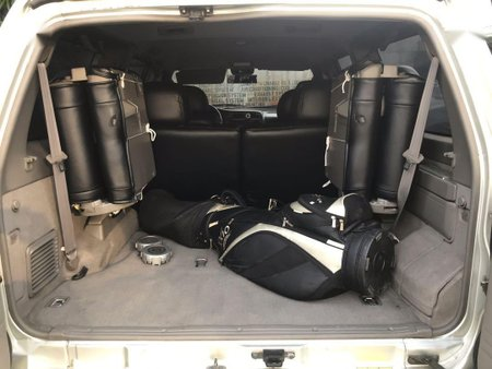 Silver Nissan Patrol 2001 for sale in Taguig
