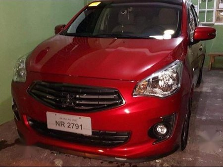 Sell Red 2016 Mitsubishi Mirage g4 in Manila