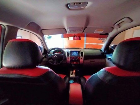Selling Red Mitsubishi Montero 2015 in Quezon City
