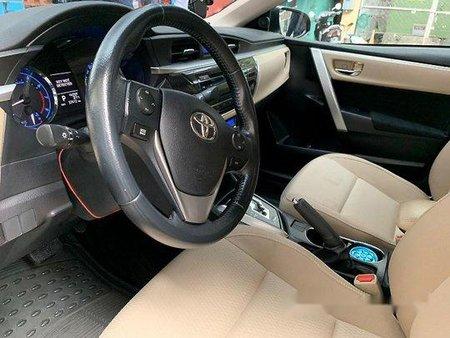 Black Toyota Corolla altis 2015 for sale in Manila